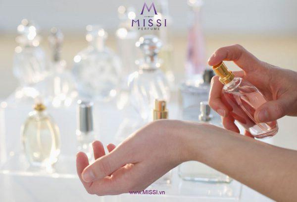 Kiến thức cơ bản về nước hoa